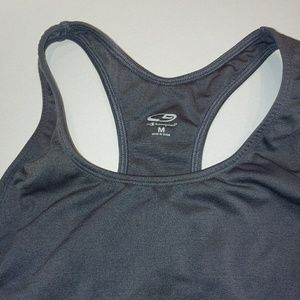 Champion Tops - Champion razorback with bra